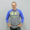 Perfect Tri™ Raglan 3/4 Sleeve Shirt