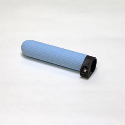 Skull- & Skinny Riemen Griff, eisblau 33,5mm, verstellbar