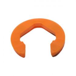 Skull CLAM, Orange