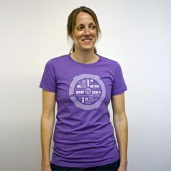 Women's Fun Flywheel T-Shirt