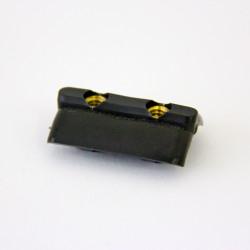 Gewindeplatte 2-Loch für 10cm Verstellung