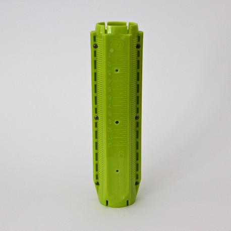 Manschette grün, inkl. Schrauben, Skull