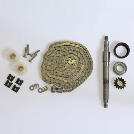 1915: Chain Axle Sprocket Replacement Kit Model C