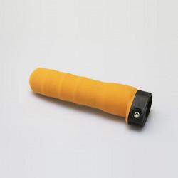 Skull- & Skinny-Riemen Griff, Orange konturiert 33,5mm, verstellbar