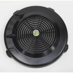 Fan Cover Assembly Black—Updated Model D